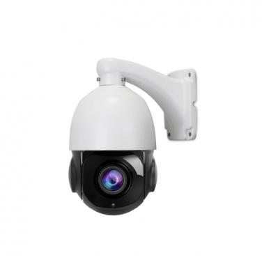 4K 8MP 4X Optical Zoom H.265 PTZ Dome Camera IPZ401-4X-8M