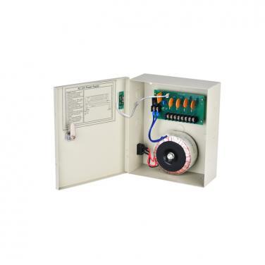 24VAC 9CH 5A 120W AC Power Supply Box AP2409-5AC