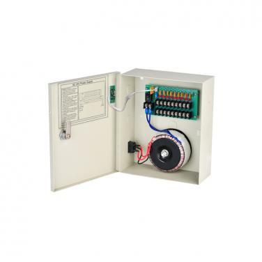 24VAC 9CH 10A 240W AC Power Supply Box AP2409-10AC