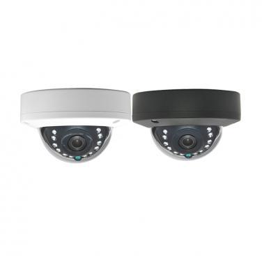 4MP VSS Mobile IK10 Fixed Mini Smart IR Dome IP Camera NC6122-4M