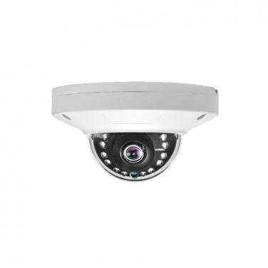 8MP 4-IN-1 Vandalproof 2.8mm Fixed IR Dome Camera ACT121-8M