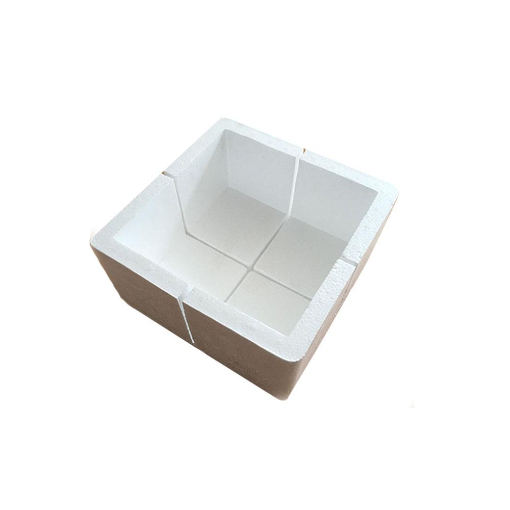 White Foam Spume for Shipping Carton