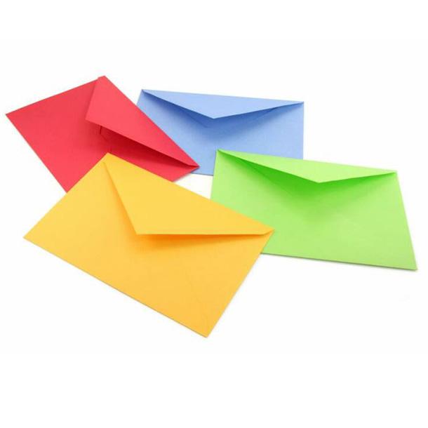 Paper Envelope Gift Card