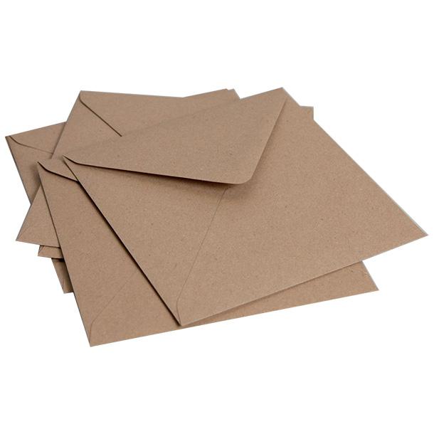 Kraft Paper Envelopes Custom