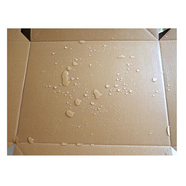 Wax-coated Box