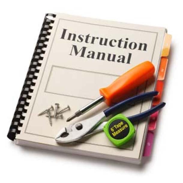 Product Instruction Catalogue &  Manual