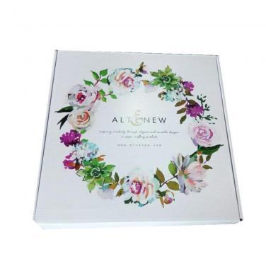 Flower Packing Box
