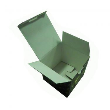 Color tea box