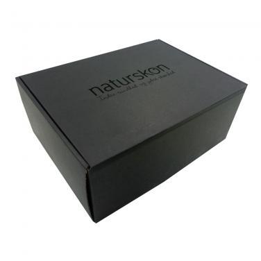 Black mailer box