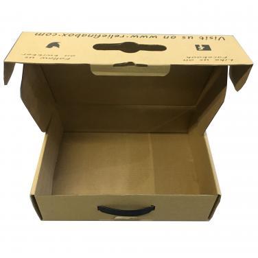Printed Custom Tuck Top Box