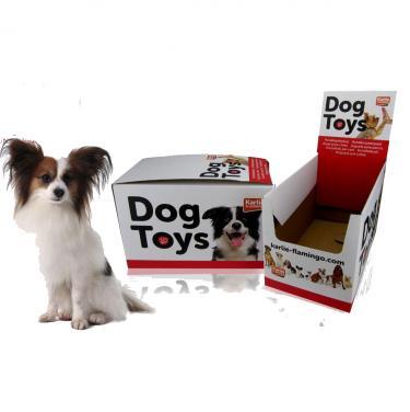 New Design Corrugated Toys Display Paper Box
