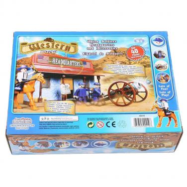 Eco Friendly Paper Carton Box for Wooden Toys Packaging