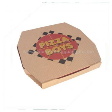 Round Pizza Box
