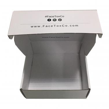 OEM Design White Brake Disc Box