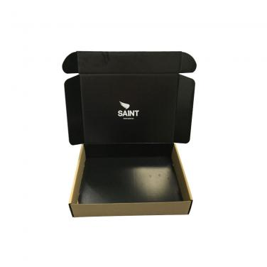 Company Logo Clothing Packaging Box For Gift Shipping