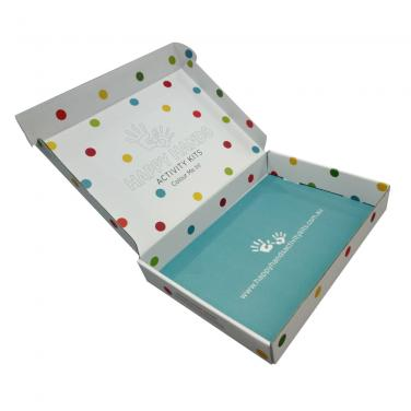 Color Printing Mailer Box