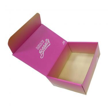 Design Matt Lamination Mailer box