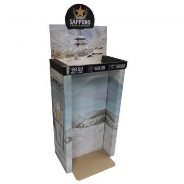 Corrugated Display Box