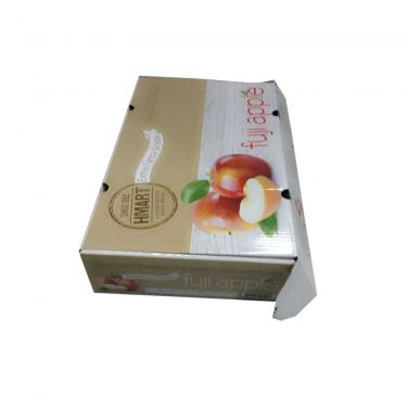 customized cardboard vegetable packing box