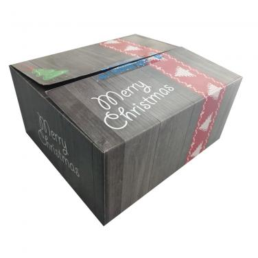 Printed Christmas RSC Carton Box