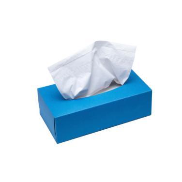Paper tissue box