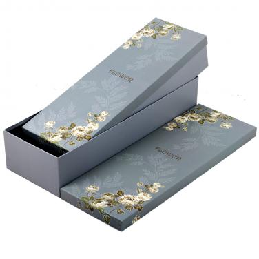 Luxury design rigid flower box