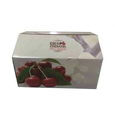 Protective Shipping Corrugated Carton Regular Slotted Boxes For Cherry Packaging