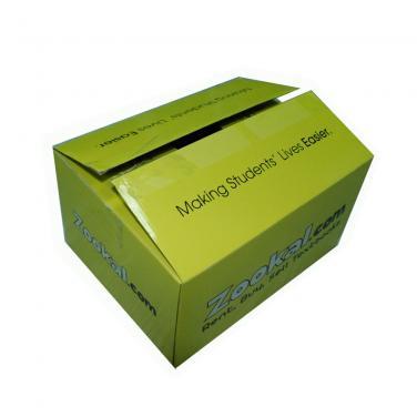Full Color Printed Corrugated Cardboard Motor Packaging Box