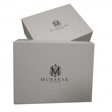 fold gift paper packing box for cloth