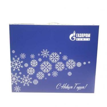 Handle fold gift packing box