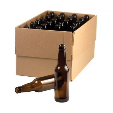 330ml 24 bottles Cardboard Carton