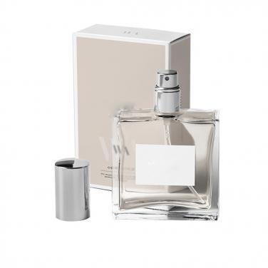 Custom Design Folding Perfume Gift Packaging Box