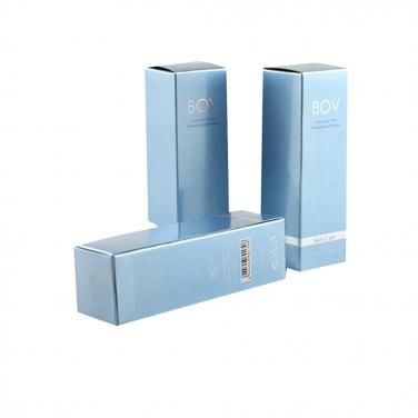 High Quality Customized Shampoo Paper Box