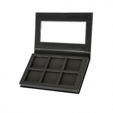 Custom Eye Shadow Packaging Box With Make Up Mirror