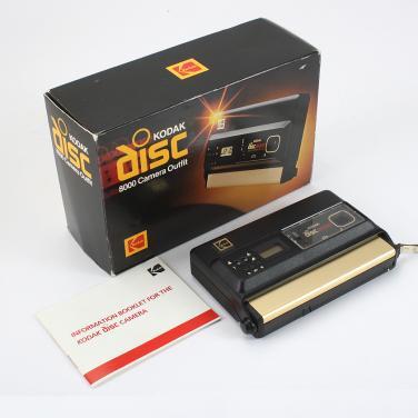 Custom Camera Box