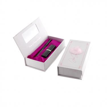 Custom Printing Fancy Cosmetic Lipstick Paper Box