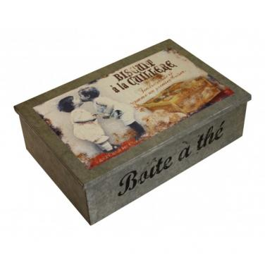Gift Biscuit Box