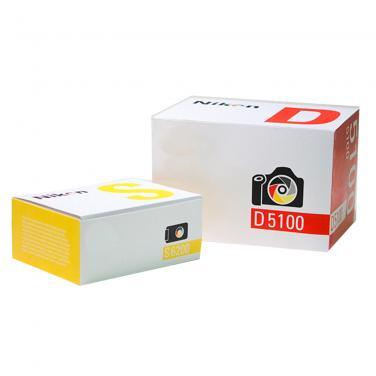 Cardboard Camera Box