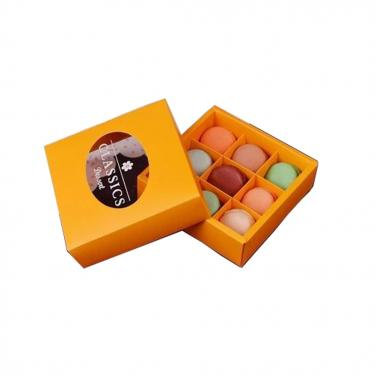 Biscuit Box With Separator