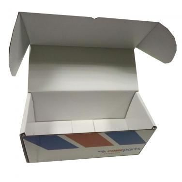 Logo Printing Garments Box