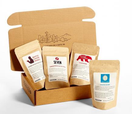 Foldable Tea Box