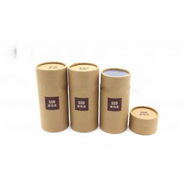 Custom logo printing paper tubes