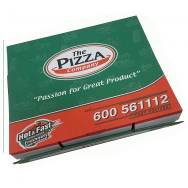 Matt Lamination Printing Pizza Box