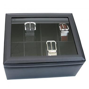 Handmade Belt Box