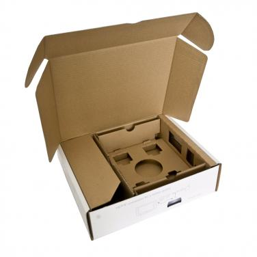Custom brown printing office appliance packaging box for shipping
