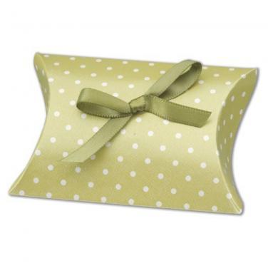 Custom High Quality Pillow Box