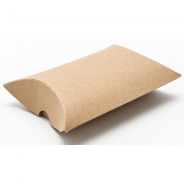 Custom Kraft Pillow Box