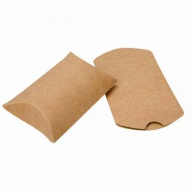 Custom Packaging Paper Pillow Box