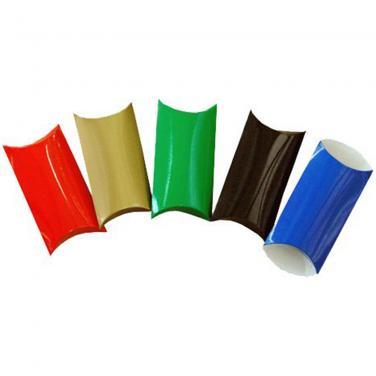 Custom Colorful Pillow Box