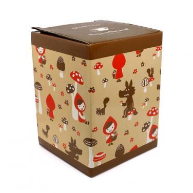 Paper Mushroom Carton
